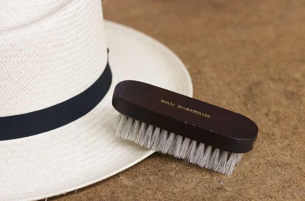 Limpieza de sombreros